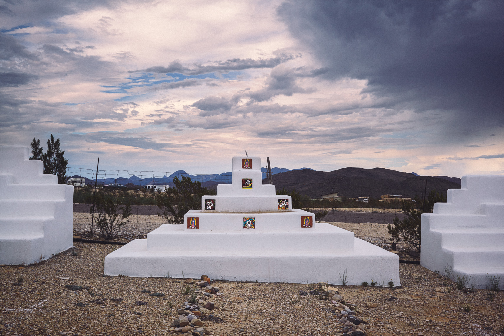 Robert G Gomez • Texas Culture Terlingua Ghost Town