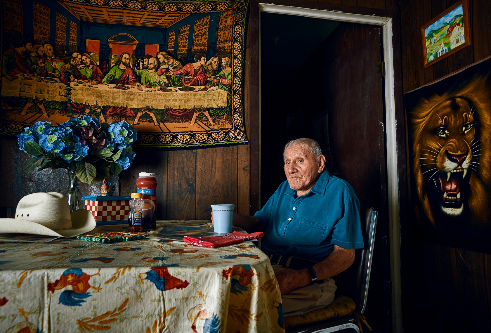 Robert G Gomez • Texas Culture Daniel at 99
